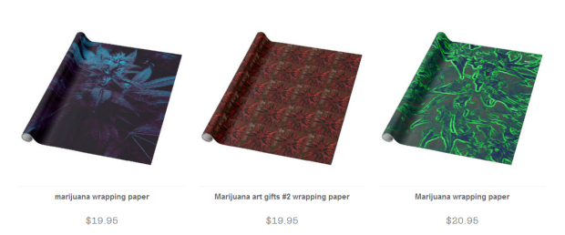 Wrap your favorite 420 gifts.